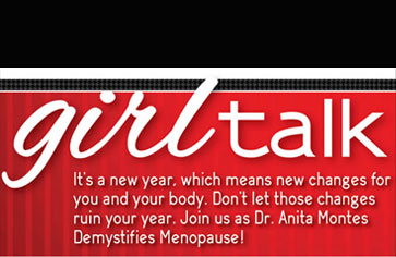Girl Talk: Demystify Menopause