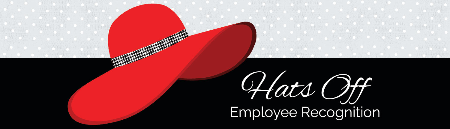 Hats Off Employee Recognition